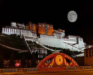 中秋假期 西藏中东部天气适合赏月