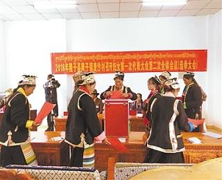 喜迎西藏自治区妇女第十次代表大会
