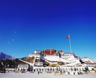 西藏上半年接待游客1340.97万人次