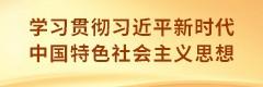 學習貫徹習近平新時代中國特色社會主義思想